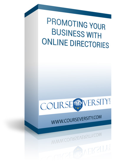PROMOTING YOUR BUSINESS WITH ONLINE DIRECTORIES